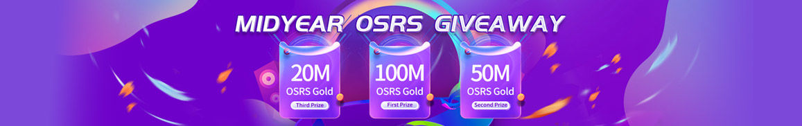 MIDYEAR OSRS GOLD GIVEAWAY